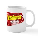BroadwayWorld 2017 Logo Mugs