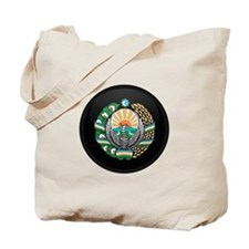 Coat of Arms of Uzbekistan Tote Bag
