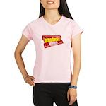 BroadwayWorld 2017 Logo Performance Dry T-Shirt