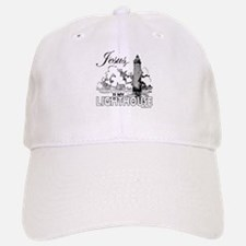 JESUS IS MY LIGHTHOUSE Baseball Baseball Cap