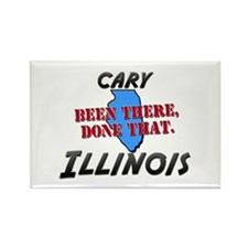 cary illinois - been there, done that Rectangle Ma