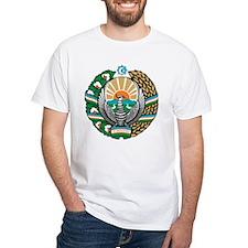 Uzbekistan Coat of Arms Shirt