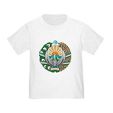 Uzbekistan Coat of Arms T