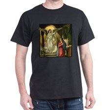 Annunciation Black T-Shirt