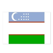 Uzbekistani Postcards (Package of 8)