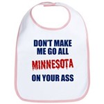 Minnesota Baseball Bib