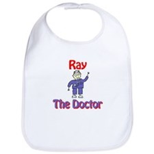 Ray - The Doctor Bib