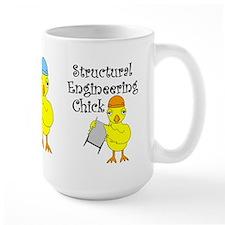 Structural Engineering Chick Mug