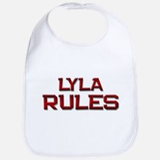 lyla rules Bib