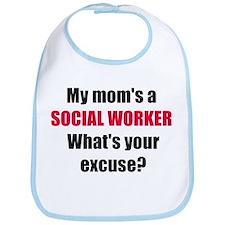 Mom SW Excuse Bib