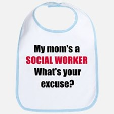 Mom SW Excuse Bib