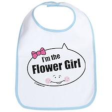 Flower Girl Bib