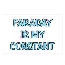 Faraday is my Constant Postcards (Package of 8)