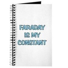 Faraday is my Constant Journal