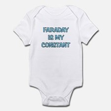 Faraday is my Constant Infant Bodysuit