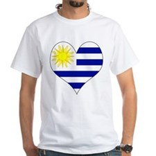 I Love Uruguay Shirt