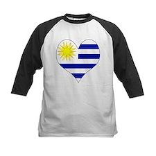 I Love Uruguay Tee