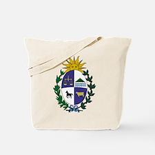Uruguay Coat of Arms Tote Bag