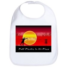 Putt Plastic In Its Place Bib