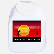 Putt Plastic In Its Place Bib