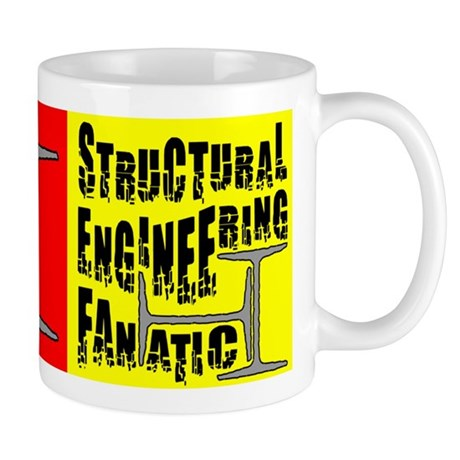 Structural Fanatic Mug