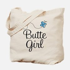 Butte Girl Tote Bag