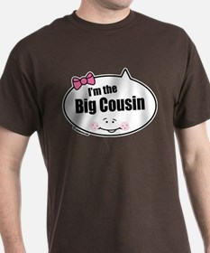 Girl Big Cousin T-Shirt