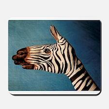 Hand Zebra Mousepad