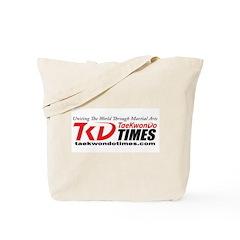 TKDT Banner Tote Bag