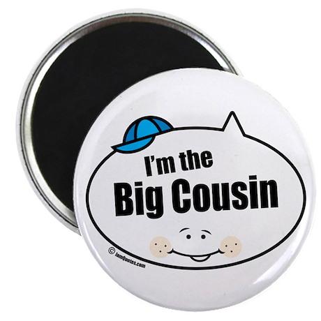 Boy Big Cousin Magnet