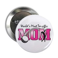 "Tee-riffic Mom 2.25"" Button"