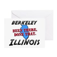 berkeley illinois - been there, done that Greeting