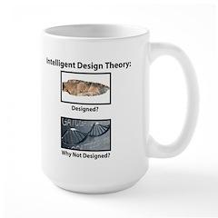 ID Arrowheads Large Mug
