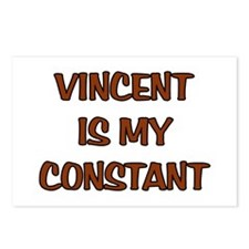 Vincent is my Constant Postcards (Package of 8)