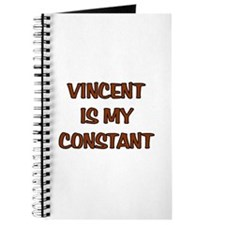 Vincent is my Constant Journal