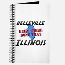 belleville illinois - been there, done that Journa