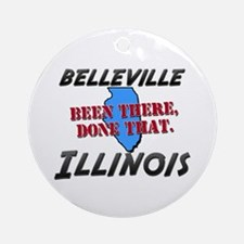 belleville illinois - been there, done that Orname