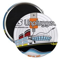 "Cute Podcast 2.25"" Magnet (100 pack)"