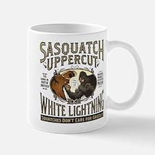 Sasquatch Uppercut White Lightning Mugs