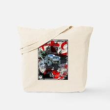 Funny Jacob Tote Bag