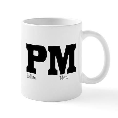 Parkland Mom Mug Mugs