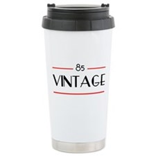 85th Birthday Vintage Travel Mug