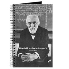 Nobel Prize Physics Lorentz Journal