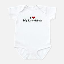 I Love My Lunchbox Infant Bodysuit