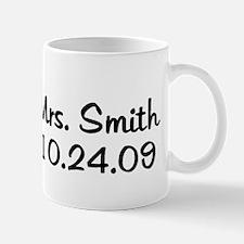 Mrs. Smith 10.24.09 Mug