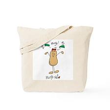 Bingo Nut Tote Bag