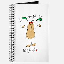 Bingo Nut Journal