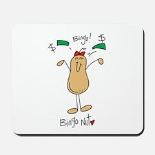 Bingo Nut Mousepad