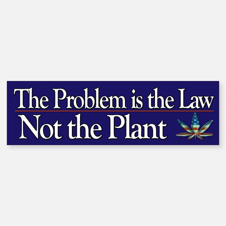 The Problem is the Law