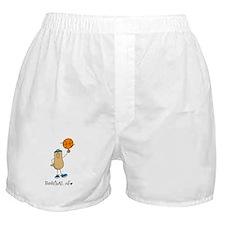 Basketball Nut Boxer Shorts